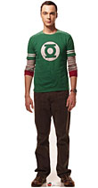 Sheldon (Green Tshirt) - The Big Bang Theory