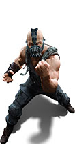 Bane (Fist) - The Dark Knight Rises